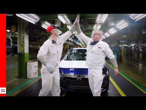 40 Years Of Honda Manufacturing In USA