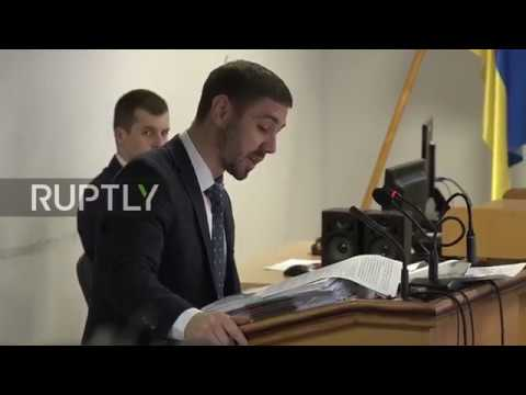 Ukraine: 'Yanukovich ready to speak' - lawyer of former Ukrainian President speaks in court