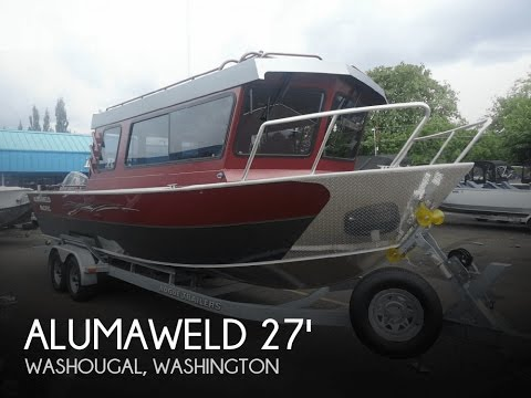 [UNAVAILABLE] Used 2013 Alumaweld Pacific 27 In Washougal, Washington
