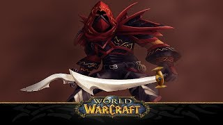 The Old Rogue Class Quests - The Legacy Of World of Warcraft