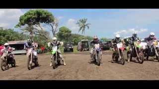 2014 LUCAS OIL - BALI MX racing team - motocross kids school