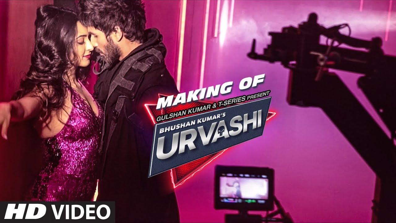 Making Of Urvashi Video