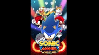 Sonic Mania Adventures The Movie (Fan-Made) (with voice clips)
