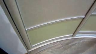 Радиусный шкаф-купе от DM(, 2016-11-04T13:59:01.000Z)