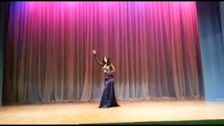 "Букварёва Татьяна ""Oriental dance"""