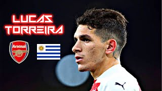 Lucas Torreira 2018-2019 - The White Kantè - Crazy Tackles Skills & Assists - Arsenal