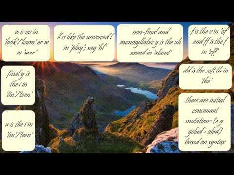 Calon Lân – Corws Meibion y Mynydd Du (English & Welsh lyrics and phonetic guide)