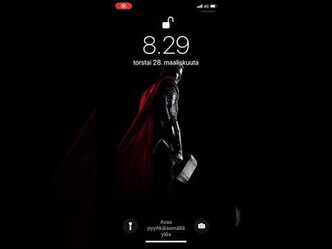 EPIC Marvel Live Wallpaper For iPhone
