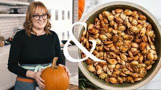 THE BEST WAY to Roast Pumpkin Seeds | F&W Cooks