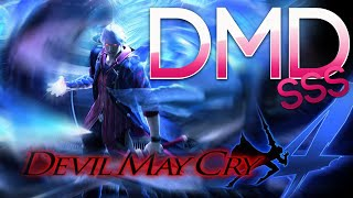 Devil May Cry 4 - Dante Must Die SSS Walkthrough - Mission 8: Profession of Faith