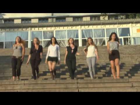 Choreography-Dasha Alifanova(The HARDKISS-Make up)