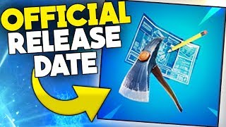 OFFICIAL 'PLAYGROUND' LTM RELEASE DATE! | Fortnite New Patch Map Changes! | Fortnite Battle Royale