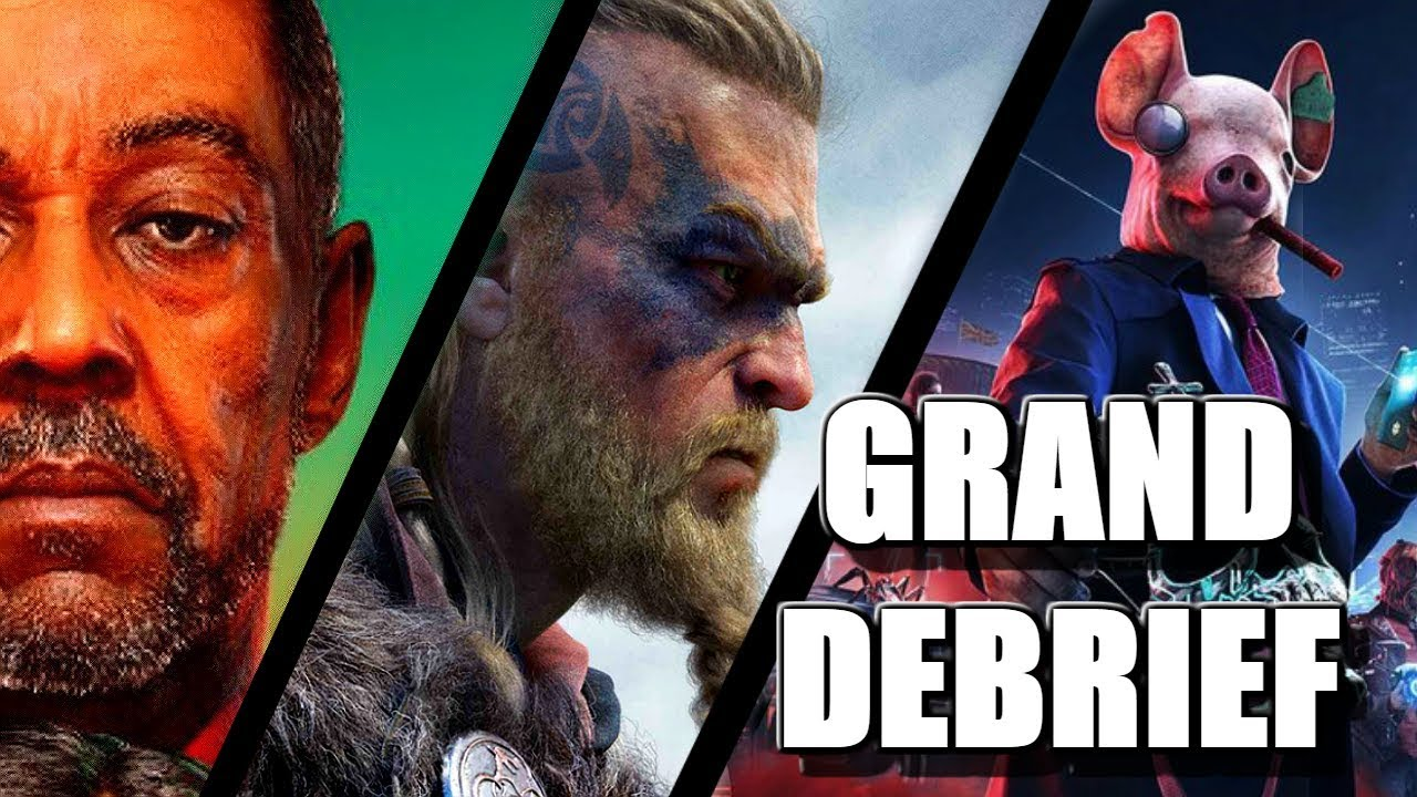 UBISOFT FORWARD : GRAND DEBRIEF ! Assassin's Creed Valhalla, Watch Dogs Légion, Far Cry 6,...
