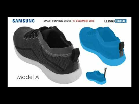 82a126102ff5 Samsung shoes is coming soon !!!! - YouTube