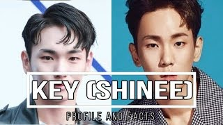 (SHINee) Key Profile and Facts [KPOP]