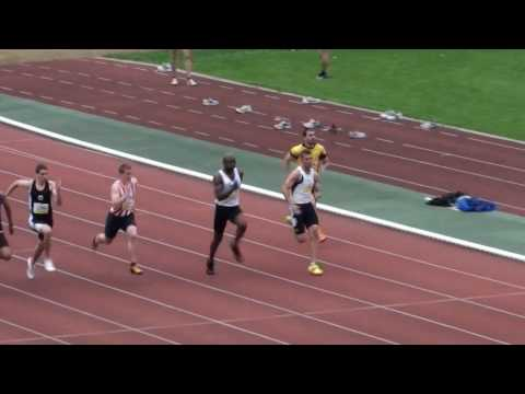 100m Hommes AtletiCAGenève