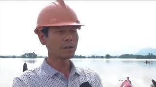 VTC14 | Hà Nội: vỡ đê sông bùi, nước ngập sát nóc nhà dân