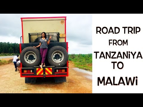 Tanzania to Malawi (Africa) on Road | Overland Truck Expedition over 7 Countries