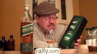 scotch whisky review 112 - Johnnie Walker Green Label