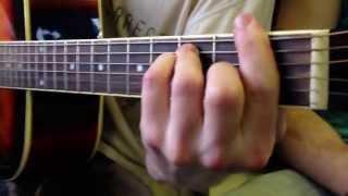 Человек и кошка (guitar cover) в электричке