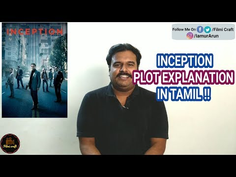 Inception (2010) Movie Review | Plot Explanation In Tamil By Filmi Craft | Christopher Nolan