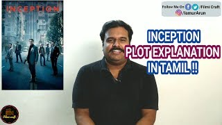 Inception (2010) Movie Review   Plot Explanation in Tamil by Filmi craft   Christopher Nolan