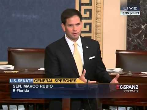 Rubio: Civilian deaths in Gaza '100 percent Hamas' fault'