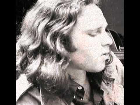 Jim MorrisonParis,France Last? studio session 1971 photo w music