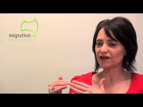 Migration Matters (Episode 1) - Sally Neville from Restaurants and Catering SA
