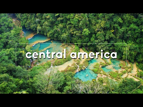 Travel – Backpacking in Central America (Belize, Guatemala, Costa Rica, Panama)