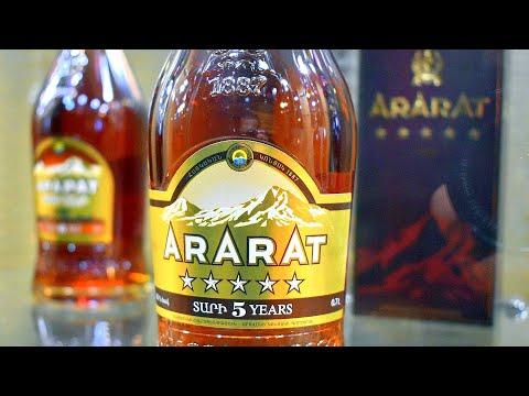 ARARAT | The Legendary Armenian Brandy | HD