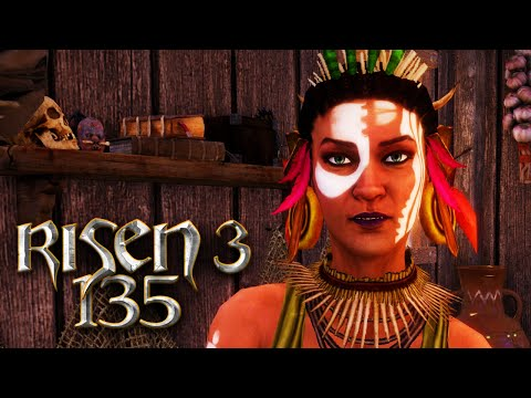 RISEN 3 [135] - Chani, Kiki-Koryphäe der Kila ★ Let's Play Risen 3