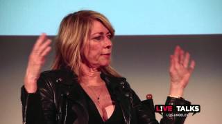 Kim Gordon in conversation with Aimee Mann