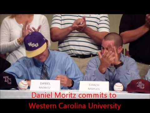 Trinity Christian Academy Baseball College Signing Day 2011