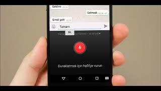 samsung android sesle mesaj yazma - - - mikrofon ile mesaj yaz