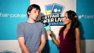 Betfair Poker Live! Yalta — Александр Грищук