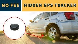 Hidden GPS Tracker No Monthly Fee