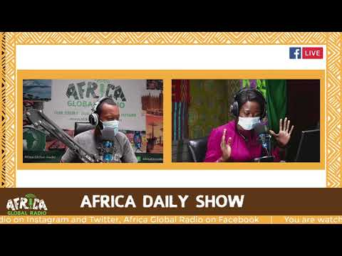 Africa Daily | What's Trending Across Africa (28 -01-2021) #SilhouetteChallenge