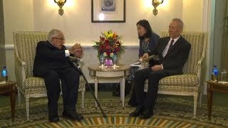 Gambar cover Chinese Vice Premier Liu He meets Kissinger in Washington