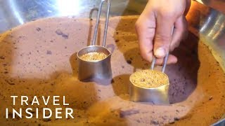 Turkish Coffee Is Made With Very Hot Sand thumbnail