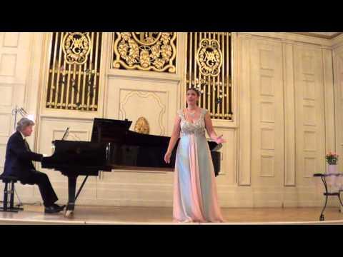 Julia Rath / Henry Seaman : Hugo WOLF : Agnes (Mörike-Lieder)