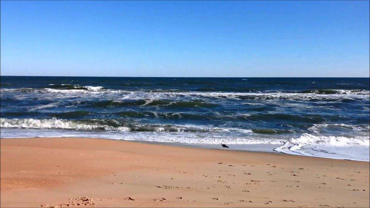 Kitty Hawk Morning Beach Walk