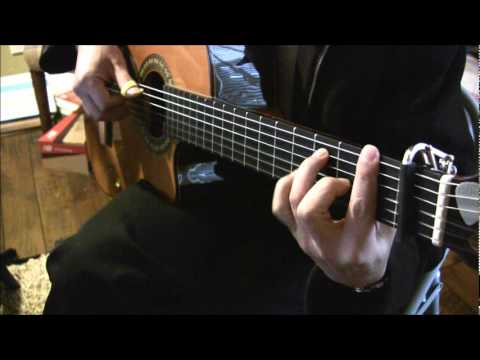 I need Thee every hour - Fingerstyle Guitar Tab