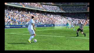 Fifa 11 Goals / Combos / Feints / Moves / Tricks / Skills - HD 720p - C.Ronaldo - PC