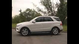Тест-драйв Mercedes ML500
