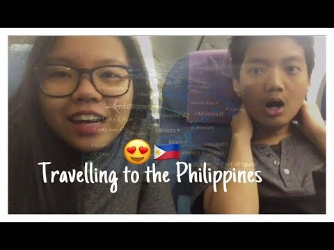 Vlog: Philippines Vacation 2017 || Traveling from Canada to Philippines