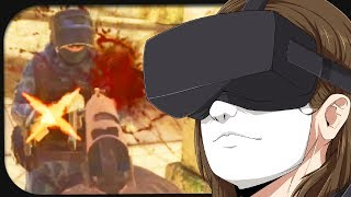 COUNTER STRIKE in VIRTUAL REALITY!