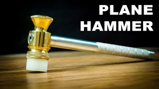 Plane Hammer - Making Tools How To