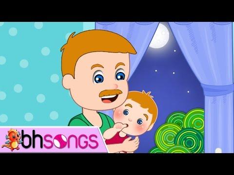 Hush Little Baby | Nursery Rhymes | Songs For Kids [ Lyrics Music 4K ]