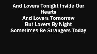 C.C Catch Strangers By Night Lyrics